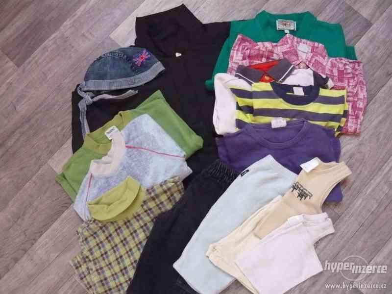 Set oblečení vel.110-116