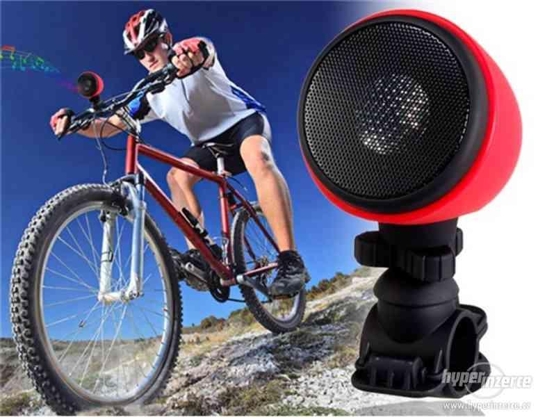 Floureon MA-861 Vodotěsný bezdrátový Bluetooth Bike Repro
