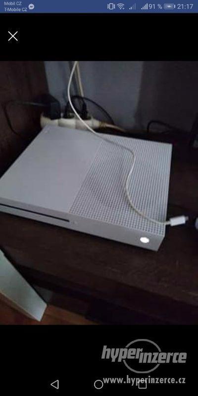 Xbox one s 500gb - foto 1