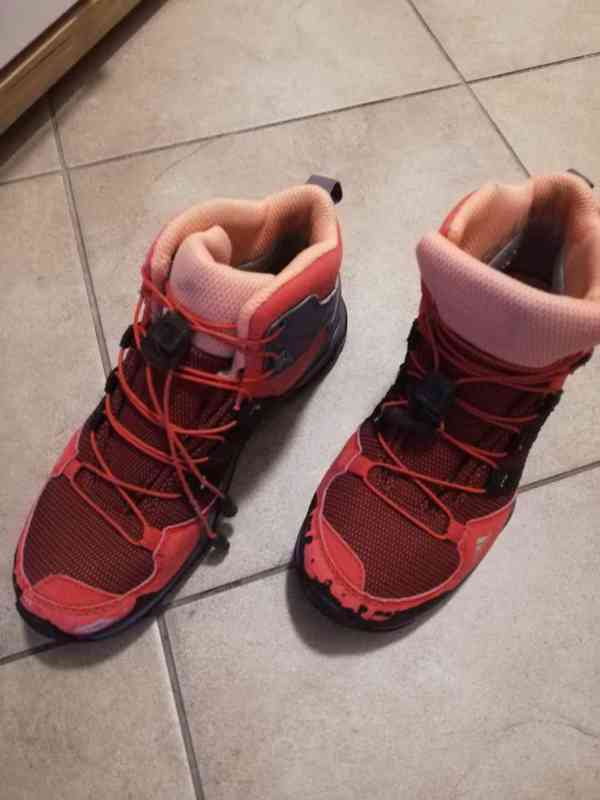 Dětské outdoorové boty vel. 32