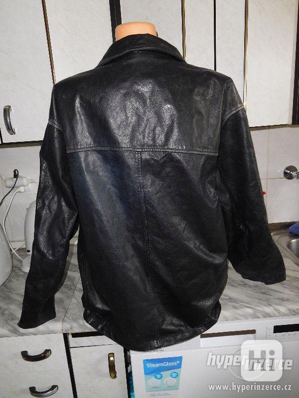 pánská kožená bunda - foto 3