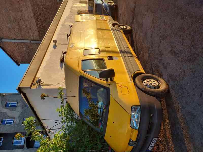 Autodoprava a stěhování, dodávkové taxi, OTVP Transport