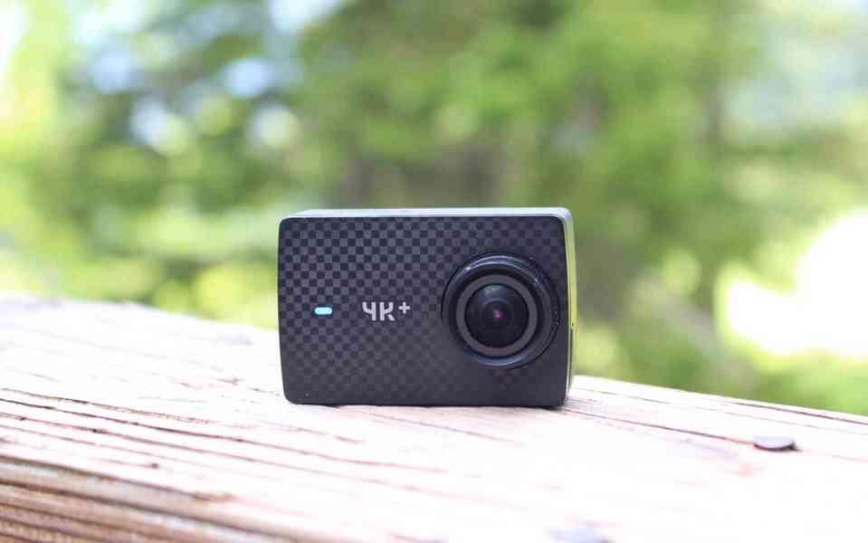 Akční kamera Yi 4K+