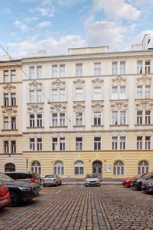 Nájem kanceláří 72,6 m2, Malá Štěpánská, Praha 2 Nové Město - foto 9