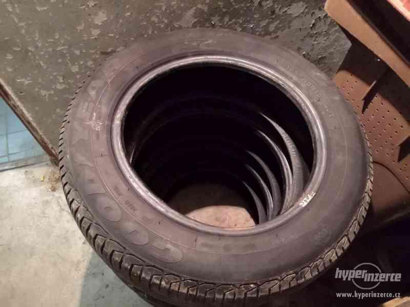 Prodám letní pneu GOOD YEAR