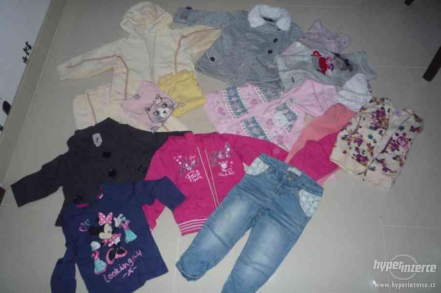 set dětského oblečení