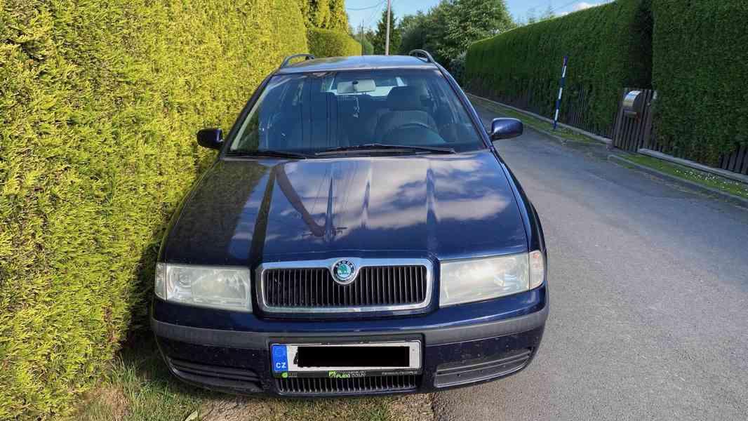 Škoda Octavia I Elegance, 1.9tdi 66 kw, hezký stav - foto 2
