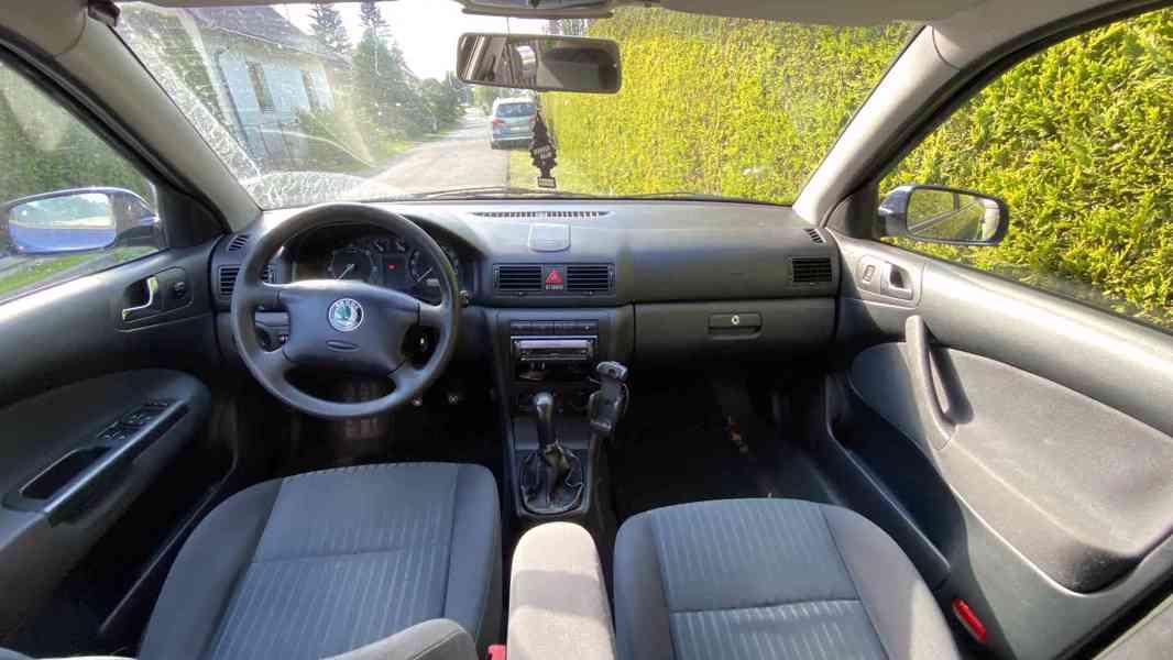 Škoda Octavia I Elegance, 1.9tdi 66 kw, hezký stav - foto 4