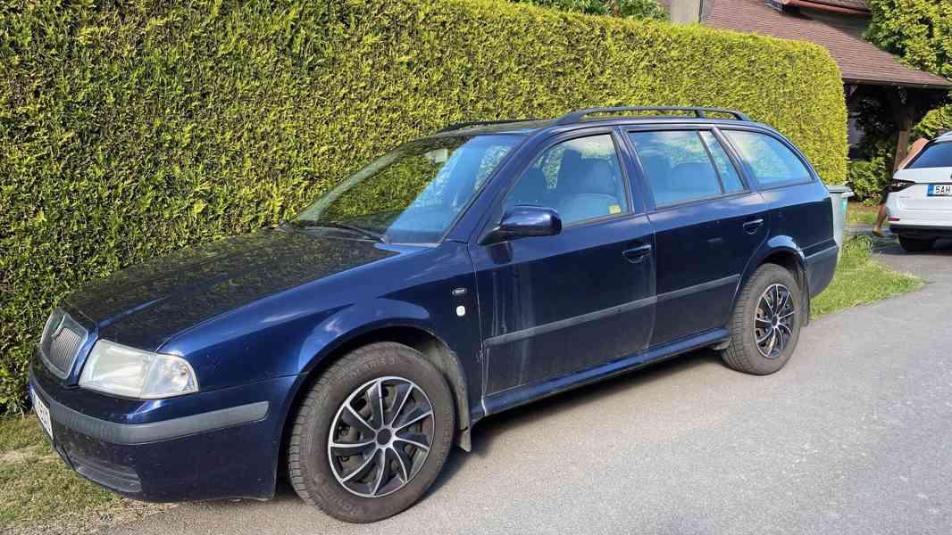 Škoda Octavia I Elegance, 1.9tdi 66 kw, hezký stav - foto 3