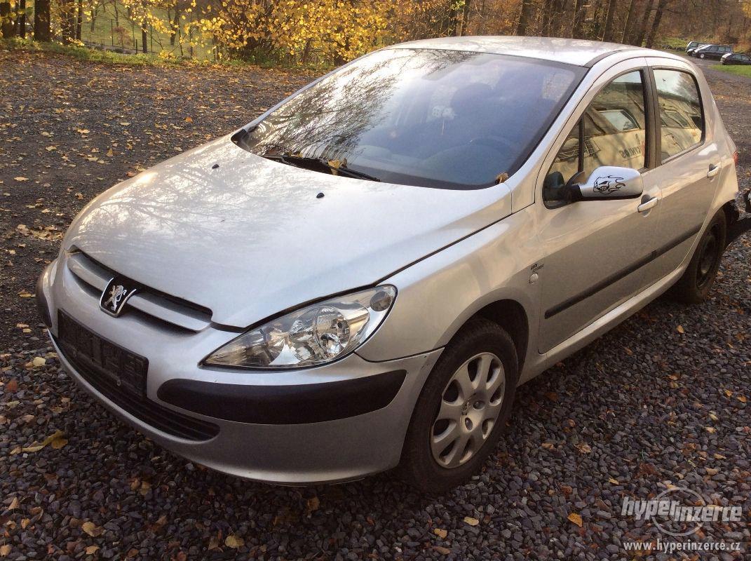 Peugeot 307 1,6i 16v - foto 1