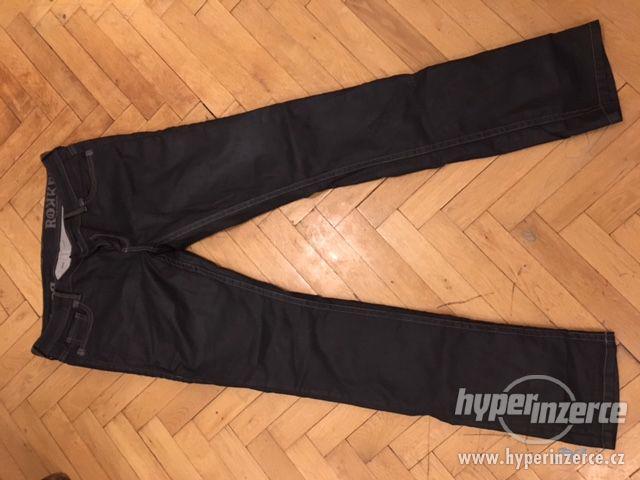 Motorkářské dámské kevlarové kalhoty Rokker