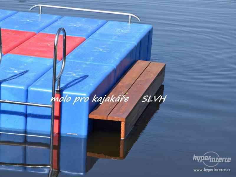 Molo z plastových kostek   SLVH - foto 5