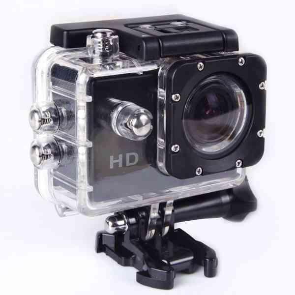 sportovní outdoorová kamera