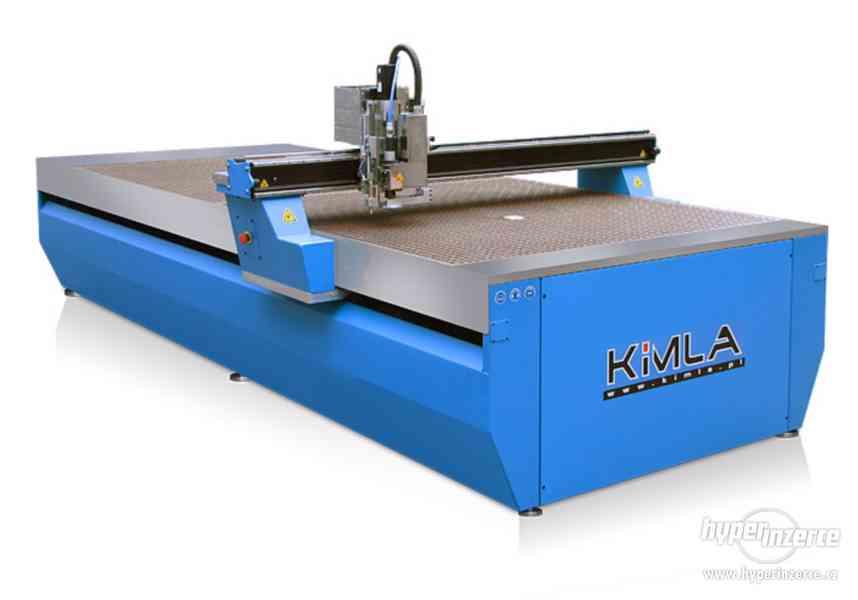 CNC řezací plotter/cutter/stroj KIMLA BPT1520 - foto 1