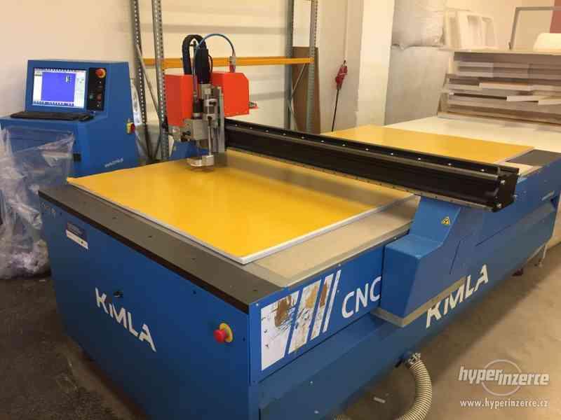CNC řezací plotter/cutter/stroj KIMLA BPT1520 - foto 2