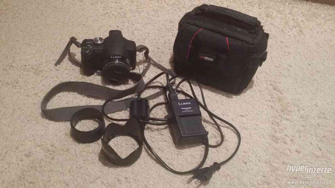 Fotoaparát Panasonic Lumix DMC-FZ8 - foto 1