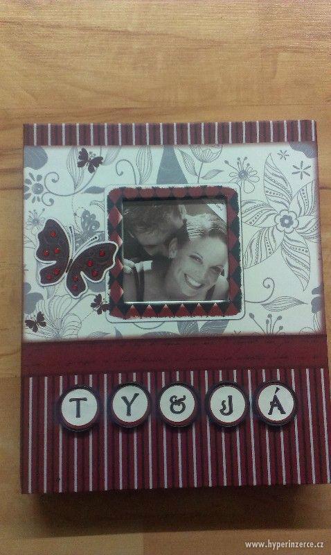 Fotoalbum Ty & Já