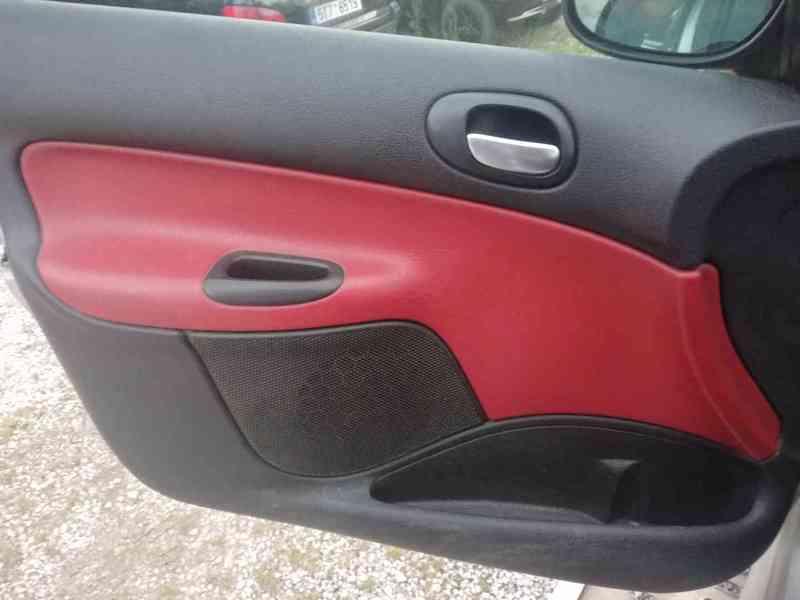 Kožený tapec - tapecírunk Peugeot SW