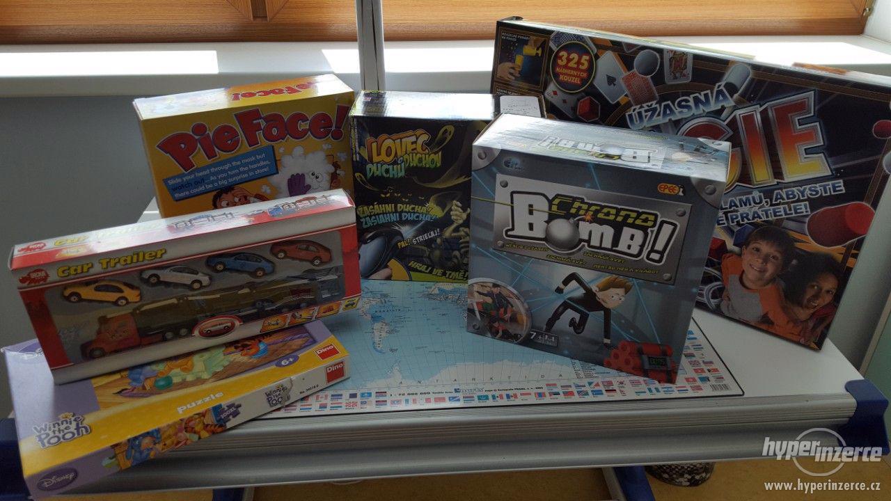 Prodej hraček a her - foto 1