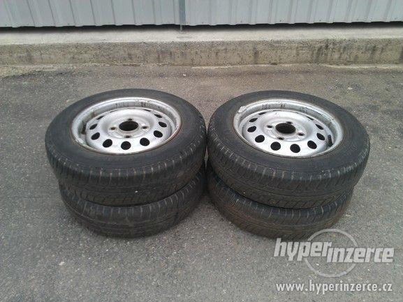 Sada disků Ford 4x108 155/70 R13, BARUM BRILLANT