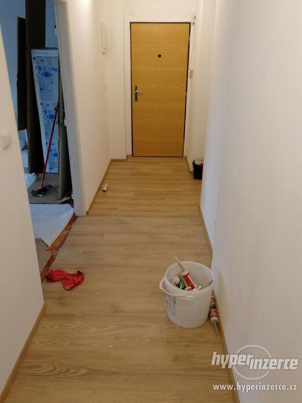 Pokládka podlahových krytin - foto 2