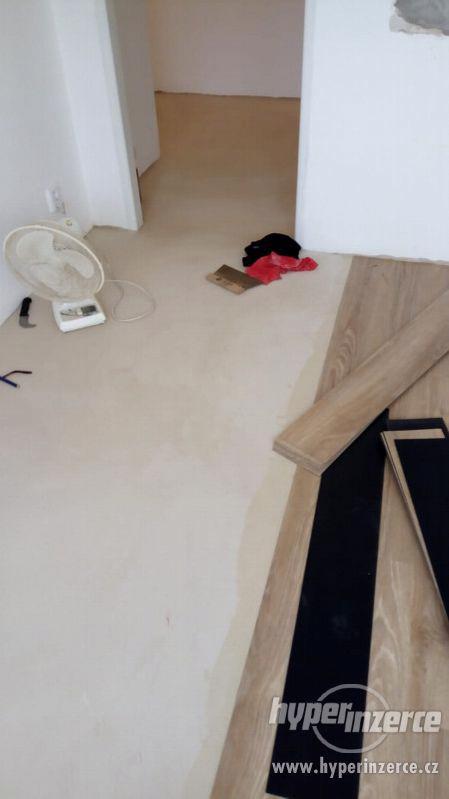 Pokládka podlahových krytin - foto 4