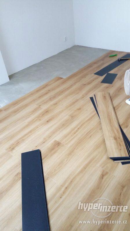 Pokládka podlahových krytin - foto 5