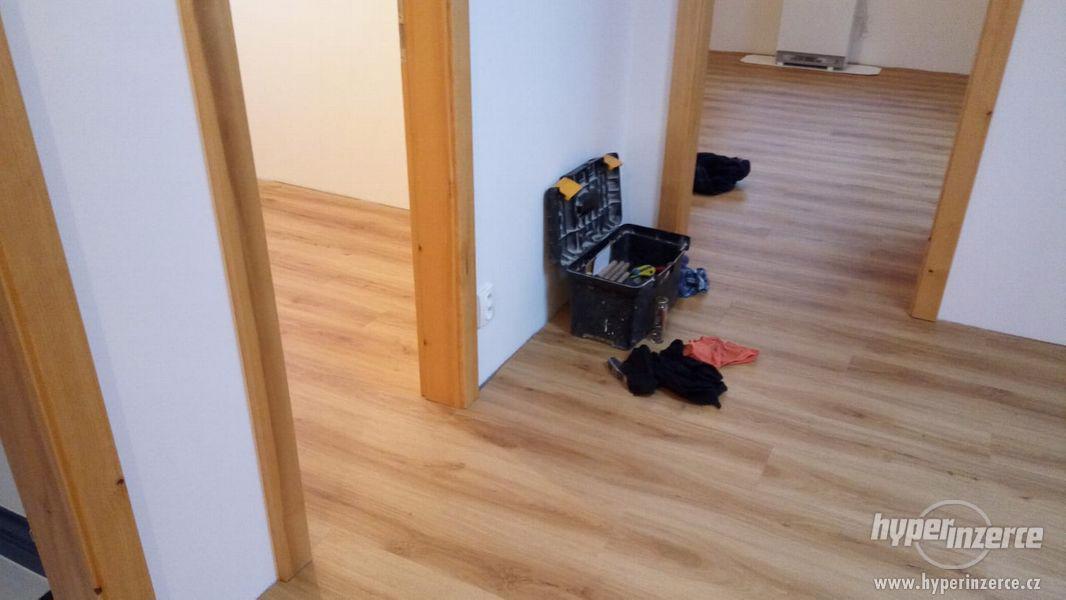 Pokládka podlahových krytin - foto 6