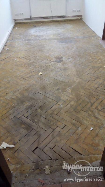 Pokládka podlahových krytin - foto 7
