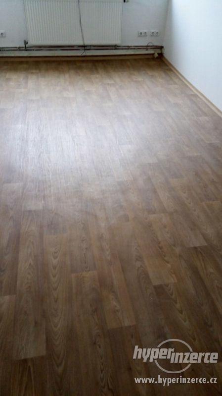 Pokládka podlahových krytin - foto 8