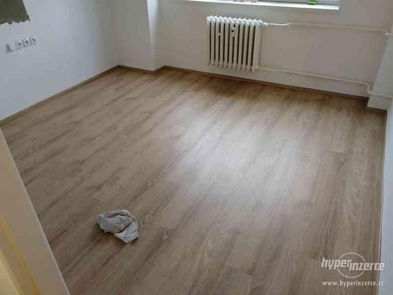 Pokládka podlahových krytin - foto 3