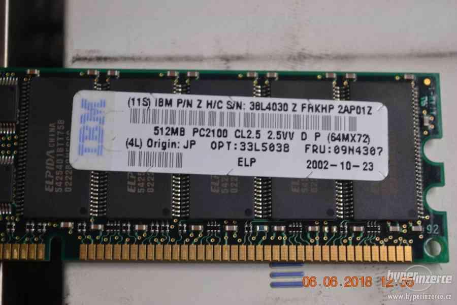 Síťový server IBM xSeries 345 kompletní, r. 2002 - foto 6