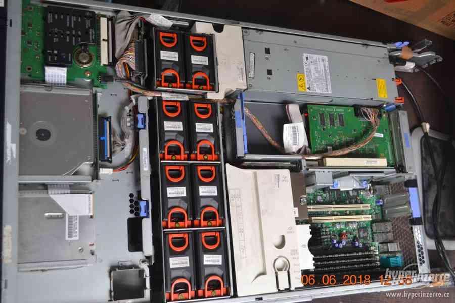 Síťový server IBM xSeries 345 kompletní, r. 2002 - foto 7