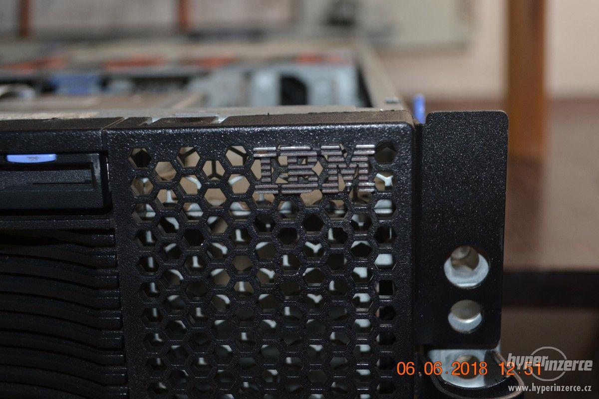 Síťový server IBM xSeries 345 kompletní, r. 2002 - foto 1