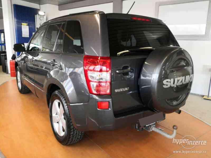 Suzuki Grand Vitara 2.4 Comfort Aut. benzín 124kw - foto 7