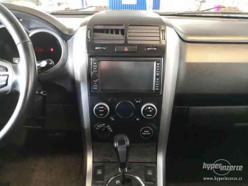 Suzuki Grand Vitara 2.4 Comfort Aut. benzín 124kw - foto 10