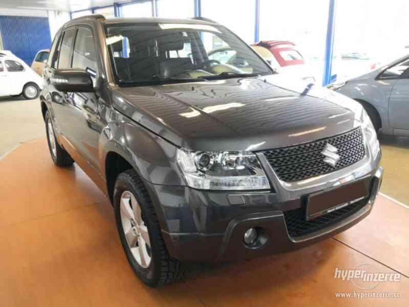 Suzuki Grand Vitara 2.4 Comfort Aut. benzín 124kw - foto 25