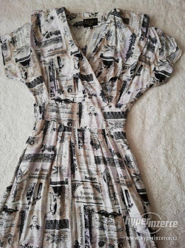 Dámské letní dlouhé šaty