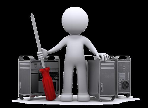 Sestavení, oprava, čištení PC