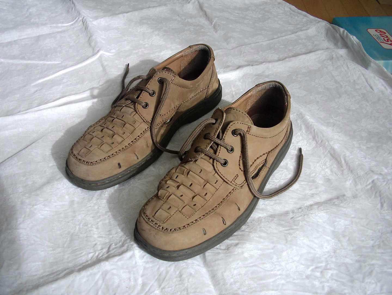 Elegantní pánské kožené boty EasyStreet, velik. 44 - foto 1