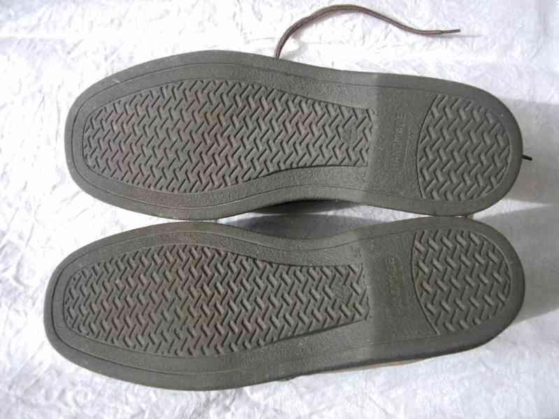 Elegantní pánské kožené boty EasyStreet, velik. 44 - foto 10