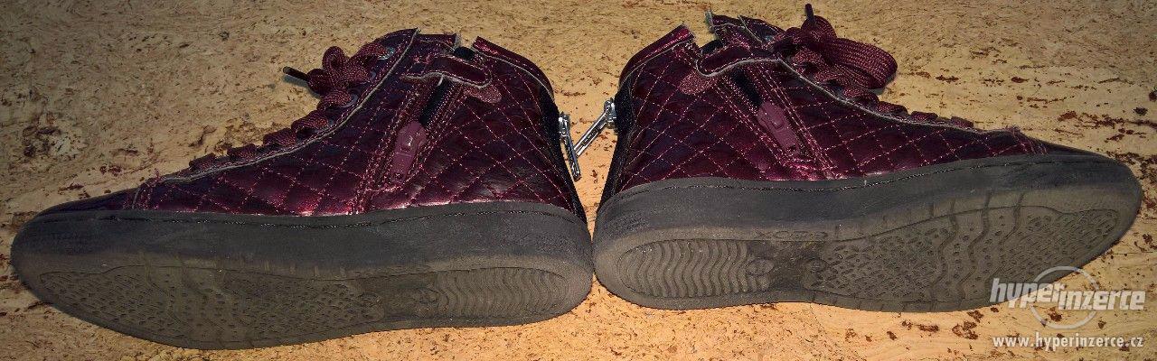 Dívčí boty GEOX (vel.30)