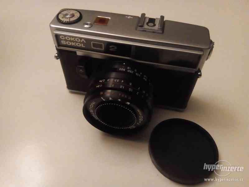 Ruský fotoaparát SOKOL 2