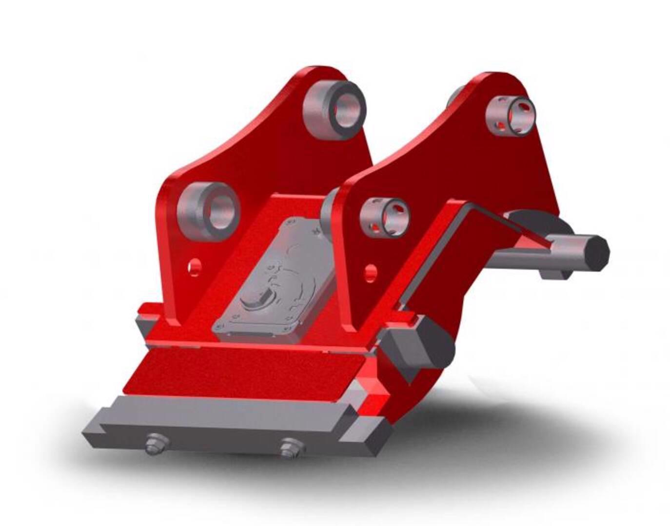 Mechanický /  hydraulický rychloupínač - foto 1