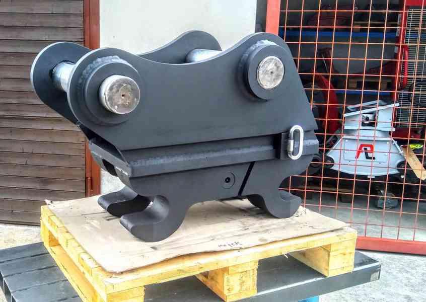 Mechanický /  hydraulický rychloupínač - foto 10