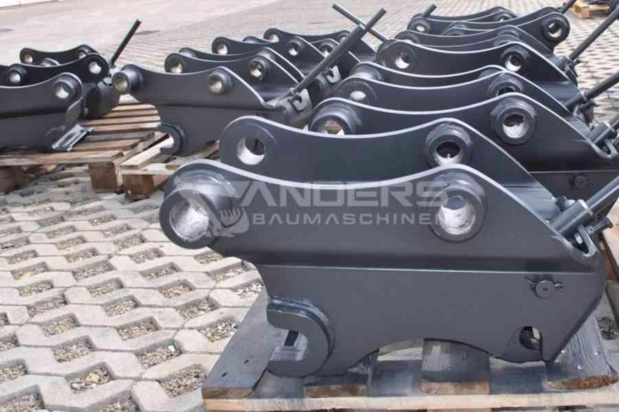 Mechanický /  hydraulický rychloupínač - foto 6