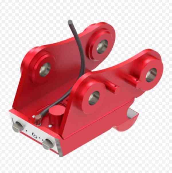Mechanický /  hydraulický rychloupínač - foto 2