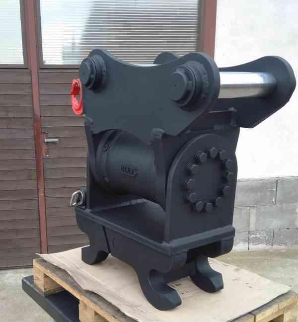 Mechanický /  hydraulický rychloupínač - foto 12