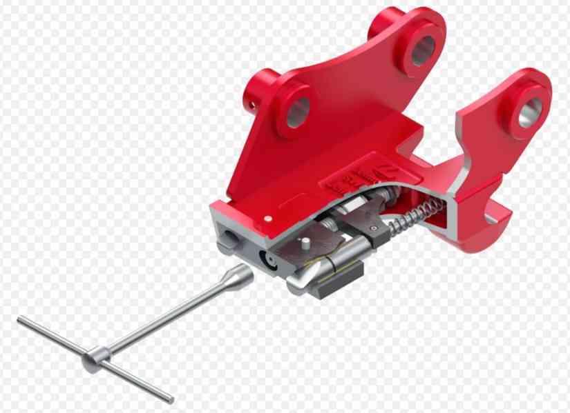 Mechanický /  hydraulický rychloupínač - foto 4