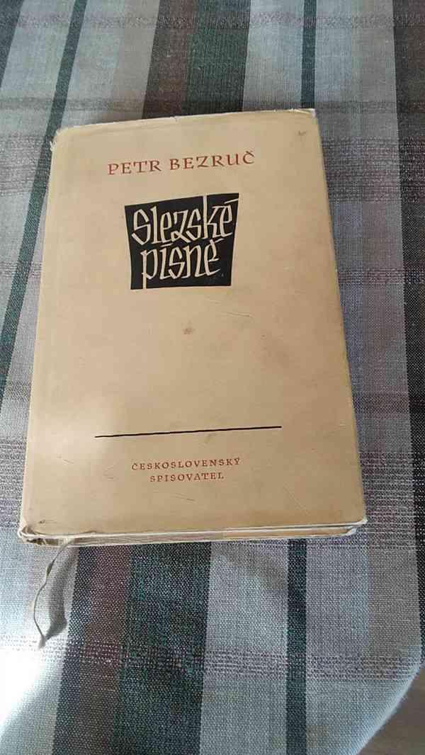 Slezské písně - poesie